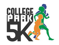 College Park 5K Logo