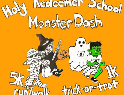 2018 Holy Redeemer School College Park 5K Monster Dash Results