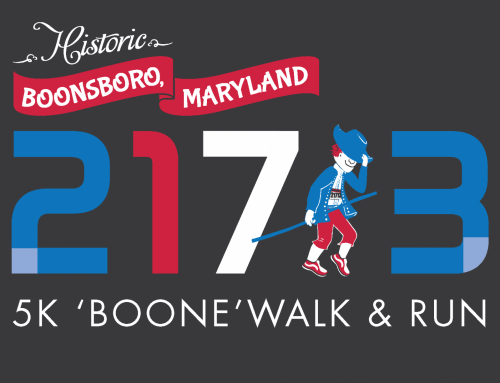 2019 'Boone' Walk & Run! 5K Results