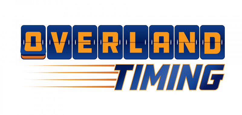 Overland Timing Logo